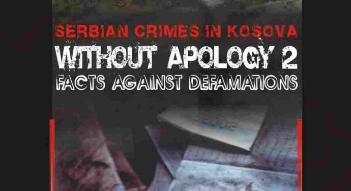 Serbian crimes in Kosova : Facts against defamations
